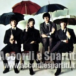 Testo e Accordi per Chitarra di Yesterday – The Beatles