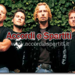 Testo, Accordi per Chitarra e Spartito di How You Remind Me – Nickelback