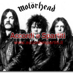 Testo e Tablatura per Chitarra di The Game – Motorhead