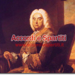 Spartito per Pianoforte del Celebre Largo – Georg Friedrich Handel