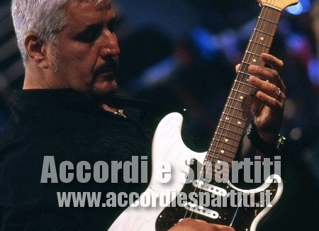 Spartiti yes i know my way pino daniele