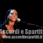 Testo e Accordi per Chitarra di If I Ain't Got You – Alicia Keys