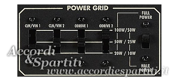 Tourmaster 4100 Power Grid