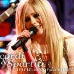 Testo e Accordi per Chitarra di When You're Gone – Avril Lavigne