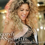 Testo, Accordi e Tablatura per Chitarra di Whenever Wherever – Shakira