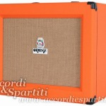 Orange Rocker 30W Combo: bello ma un po' sopravvalutato