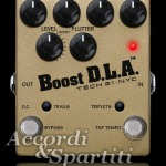 Boost D.L.A.: un delay davvero innovativo