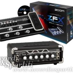 Zoom ZFX Stack e Control Package: due interfacce audio innovative, economiche e molto funzionali (parte 1)