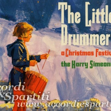 Spartito per Pianoforte di The Little Drummer Boy
