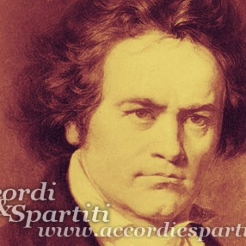 Spartito per Pianoforte del primo movimento dalla Sonata n. 1 – Beethoven