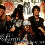 Testo, Accordi e Tablatura per Chitarra di Knockin' On Heaven's Door – Guns n'Roses