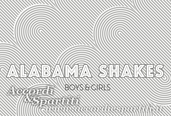 boys and girls alabama shakes