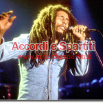 Testo, Accordi e Spartito per Pianoforte di I Shot The Sheriff – Bob Marley