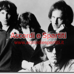Testo, Accordi e Tablatura per Chitarra di The End – The Doors