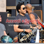 Testo, Accordi, Tablatura e Spartito per Pianoforte di Again – Lenny Kravitz