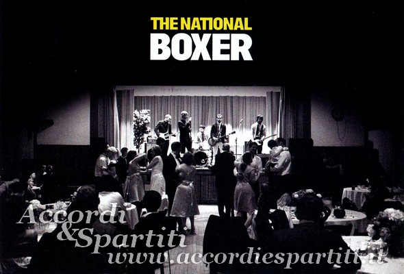 boxer the national