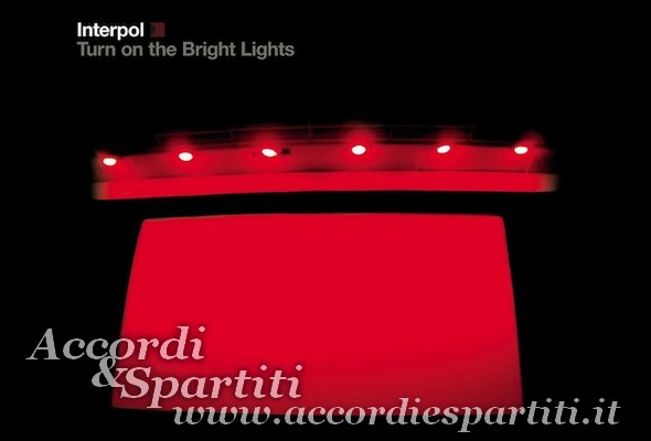 interpol turn on the bright side